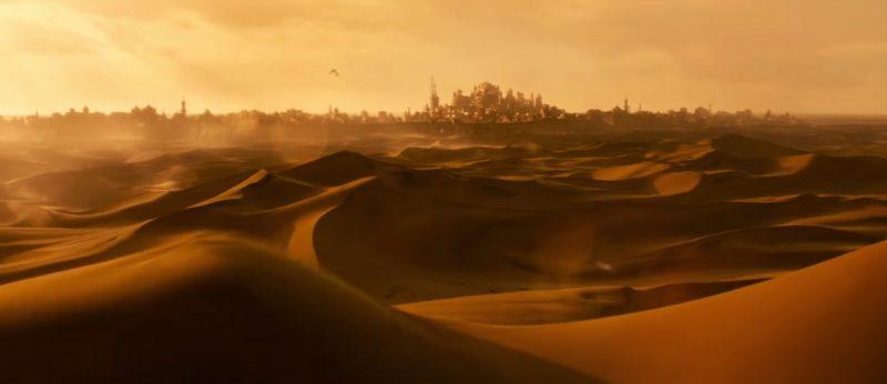 Primul Trailer ALADDIN Dezvăluie O Lume Nouă