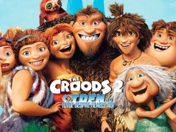 THE CROODS 2: Revine Nicholas Cage Şi Peter Dinklage Se Alătură Distribuţiei