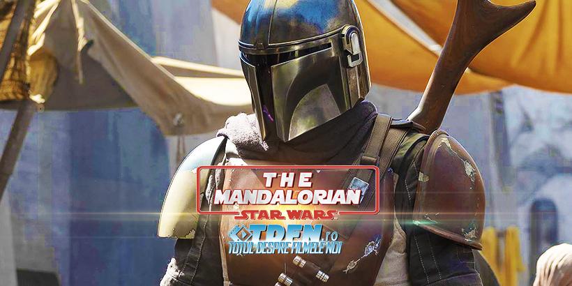 THE MANDALORIAN: Prima Imagine Din Serialul STAR WARS Al Regizorului JON FAVREAU