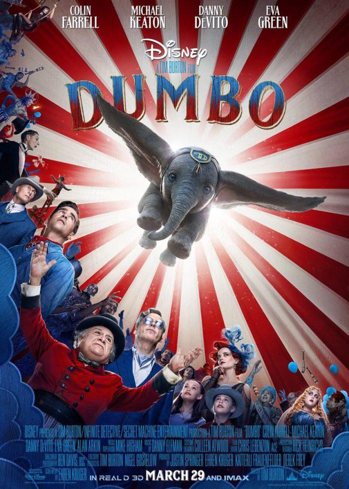 Dumbo Poster (2019)