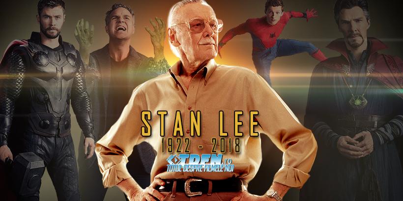 Legendarul Creator STAN LEE A Murit La Varsta De 95 De Ani