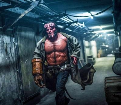 David Harbour in Hellboy (2019)