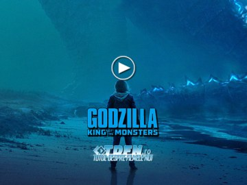 Noul Trailer GODZILLA 2: KING OF MONSTERS Ne Tachinează Cu Un Haos Total