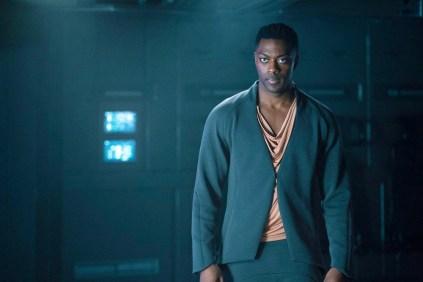 Nightflyers: David Ajala as Roy Eris
