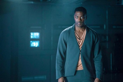 Nightflyers: David Ajala as Roy Eris