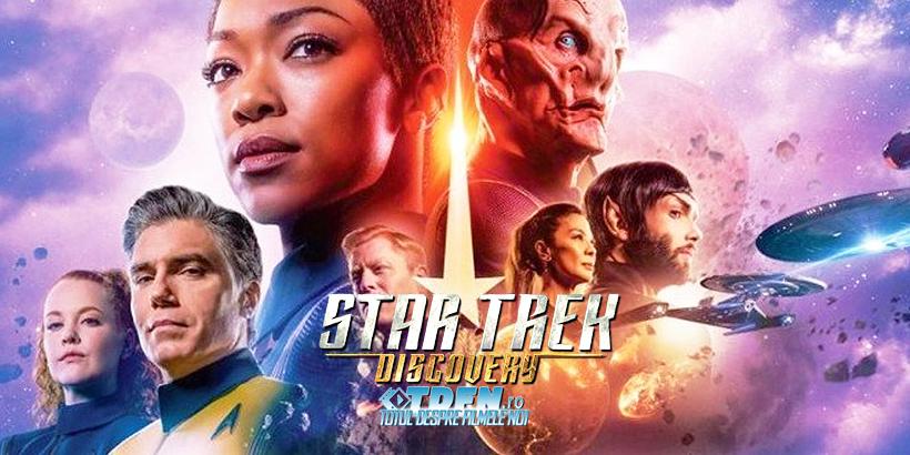 Serialul STAR TREK: DISCOVERY Reînnoit Pentru Sezonul 3