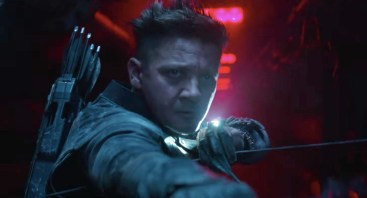 Avengers: End Game - Personajul Ronin interpretat de Jeremy Renner