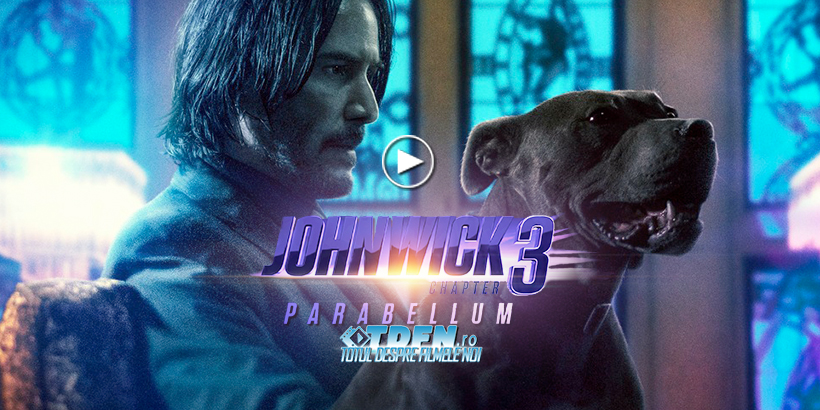 Trailerul Nou Pentru JOHN WICK 3 Extinde Acţiunea Cu KEANU REEVES
