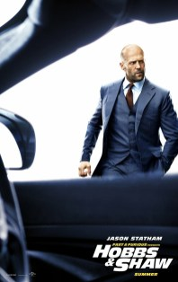 Hobbs And Shaw Poster: Jason Statham