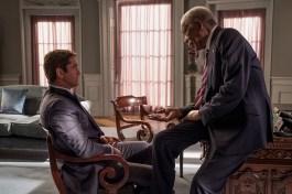 Angel Has Fallen - Gerard Butler si Morgan Freeman