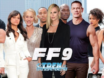 FAST AND FURIOUS 9 Le Aduce Inapoi Pe CHARLIZE THERON Si HELEN MIRREN