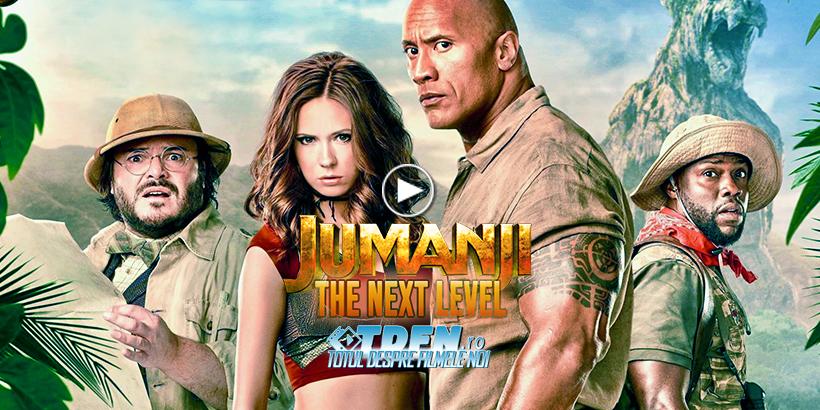 Primul Trailer JUMANJI: THE NEXT LEVEL Îl Pune Pe DANNY DeVITO În Corpul Lui DWAYNE JOHNSON