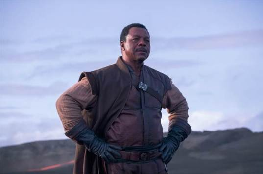 The Mandalorian - Carl Weathers