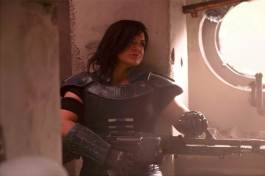 The Mandalorian - Gina Carano
