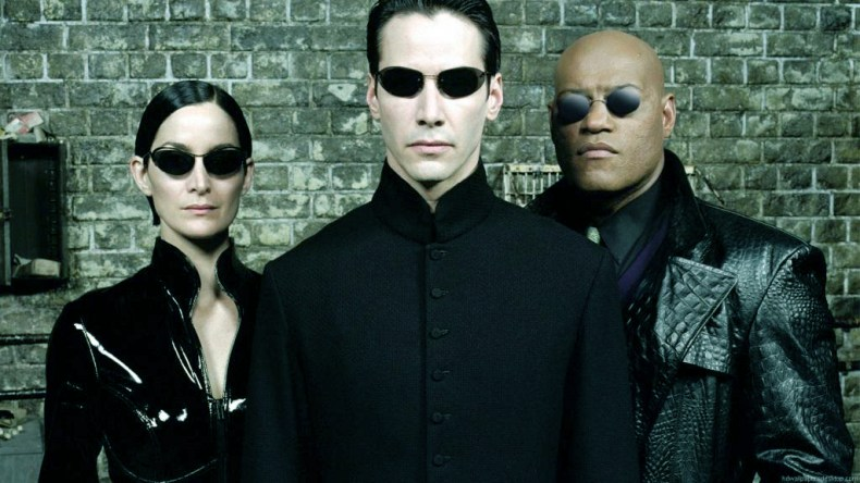 The Matrix (1999) - Neo, Trinity, Morpheus