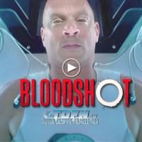 Primul Trailer BLOODSHOT: Cu Ajutorul Tehnologiei VIN DIESEL Devine Nemuritor