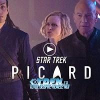 Noul Trailer STAR TREK: PICARD Ne Tachinează Cu Revenirea Unor Vechi Prieteni