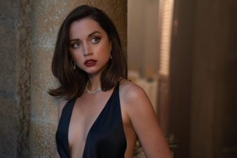 NO TIME TO DIE: Ana de Armas