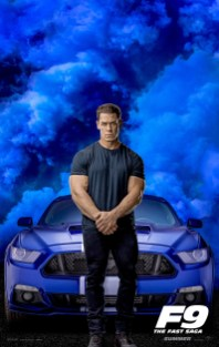 FAST AND FURIOUS 9: John Cena