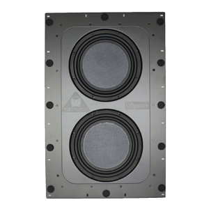 Signature Series IWS-210 Dual 10″ In-Wall Subwoofer | The