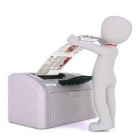 using fax machine