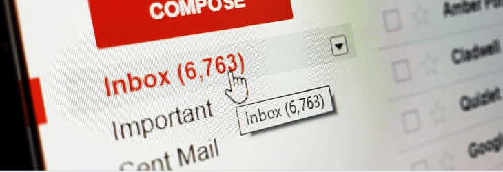 inbox on email