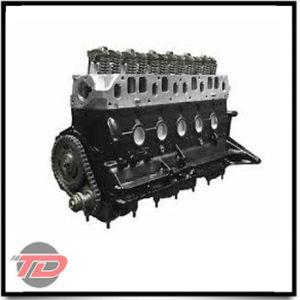 258 Jeep/Mopar Engine Swap