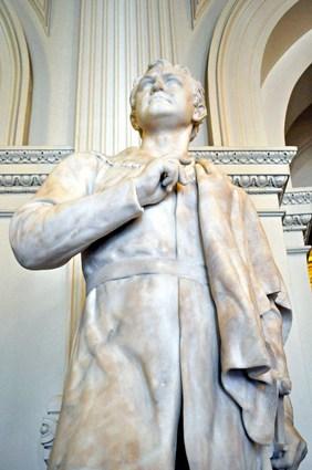 Texas Capitol Statue