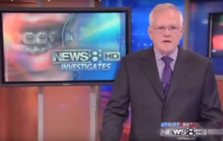 WFAA's Byron Harris is Leaving the Building - Texas Dentists