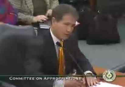 Jack Stick testifying