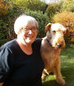 Ruth Boyes BEM - Therapy Dogs Nationwide