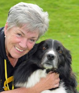 Aileen Yorke - Therapy Dogs Nationwide