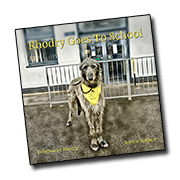 Rhodery The Therapy Dog
