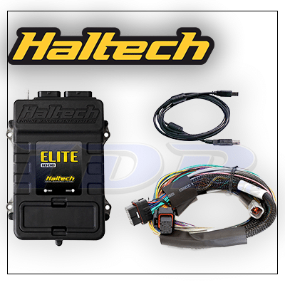 Elite 1000 + Basic Universal Wire-in Harness Kit Length: 2.5m (8?)