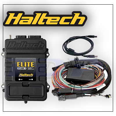 Elite 2500 T + Premium Universal Wire-in Harness Kit Length: 2.5m (8?)