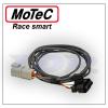 M800 OEM LSU 4.9 Adaptor 2m from DTM to LSU 4.9 Plug