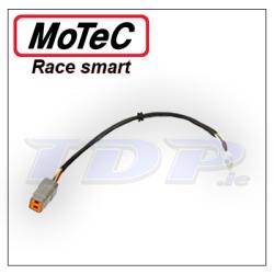 M800 OEM Lambda Adaptor 300mm from OEM to DTM plug