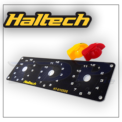 Triple Switch Panel Kit