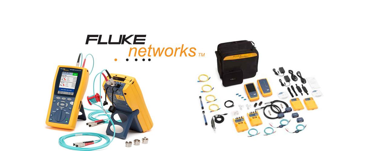 Descubre más de lo que Fluke networks ofrece para ti