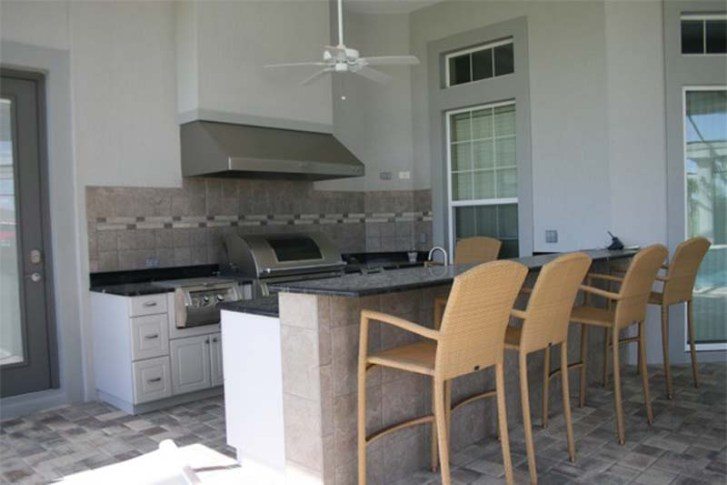Summer Kitchens Pool Spa Constructiont