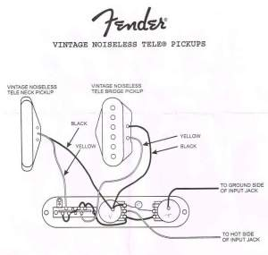 Tele wiring questions: | Telecaster Guitar Forum