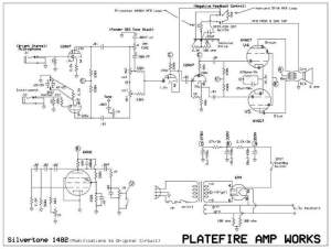 Silvertone 1472 Wiring Layout | Telecaster Guitar Forum