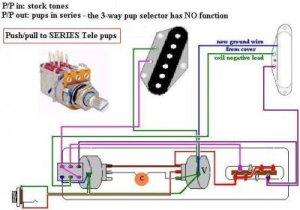 Alternative 4way switch wiring   Telecaster Guitar Forum