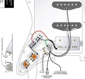HSS strat wiring help needed | Telecaster Guitar Forum