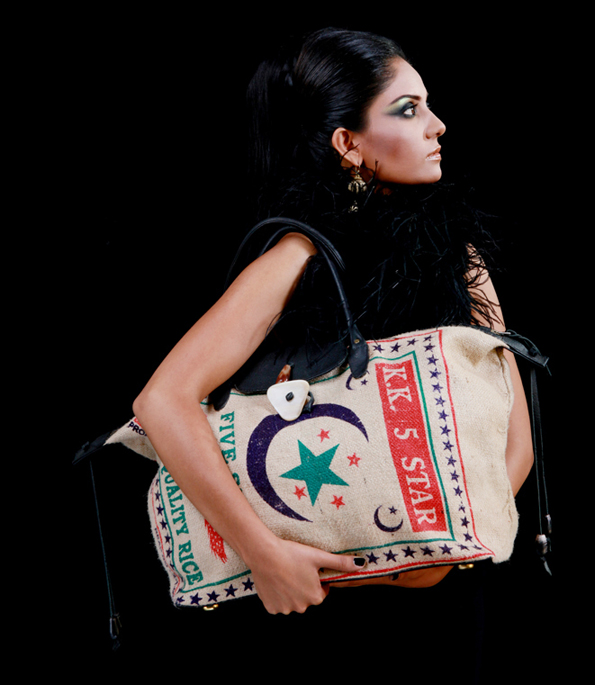 Waste Not Want Not: Our Recycled Bags Collection from Adele Dejak