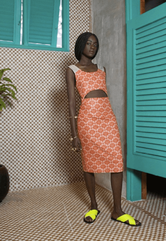 Africa Feature: Loza Maléombho, Artist and Designer [Côte d'Ivoire] The brand masterfully fuses traditional cultures/sub-cultures and contemporary fashion with vibrant patterns and a touch of fun.