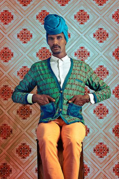 """Omar Victor Diop was born in Dakar, Senegal in 1980..Africa Feature #tdsphotoseries...he seeks to """"capture the diversity of modern African societies and lifestyles."""""""