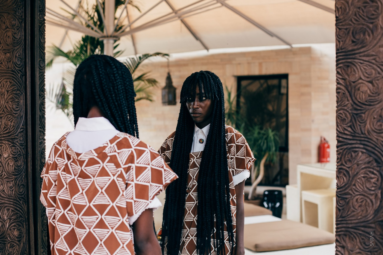 Disruptive and unconventional view points and style, Velma Rossa and Papa Petit are 2manysiblings - The Designers Studio Style Featurette #TheStylist