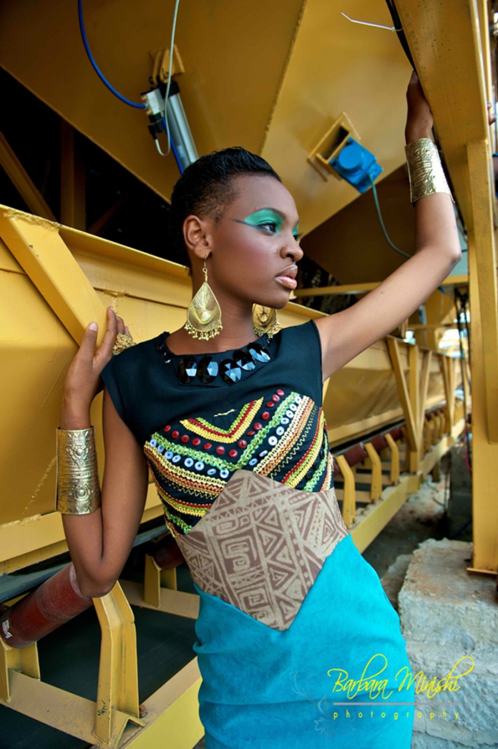 Pioneering the local make-up industry: Suzie Wokabi II #MakeUpArtist #TDSvoices
