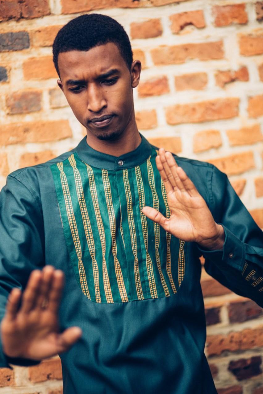 The House of Tayo from Rwanda founded by Matthew Tayo Rugamba.